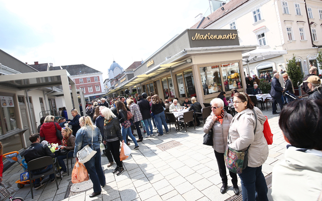 Marienmarkt jubelt über Mega-Erfolg