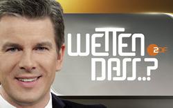 """""""Wetten, dass ..?"""": Jetzt spricht ZDF"""