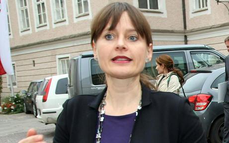 Salzburg: Nur vier Frauen sind Bürgermeister