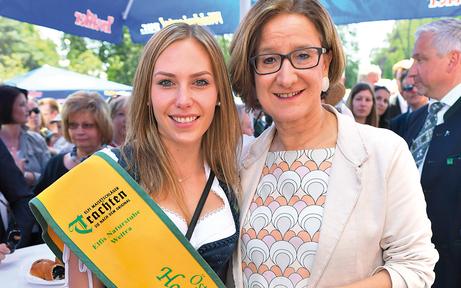 Mikl-Leitner eröffnet das Waldviertel-Fest
