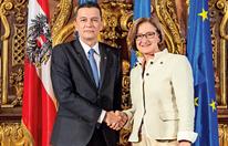 NÖ und Rumänien bauen Zusammenarbeit aus