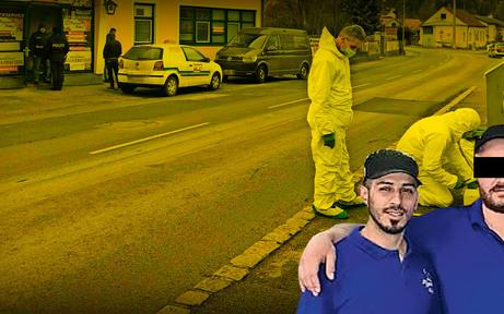 Pizza-Chef getötet: Via WhatsApp Bluttat angekündigt