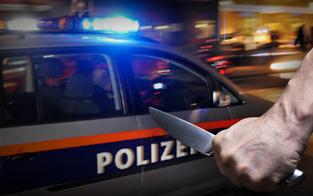 Raucher überfiel mit Messer Trafik
