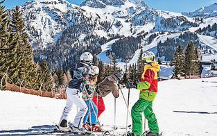 15 Millionen Euro fließen in Skigebiete