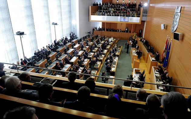 Niederösterreich Landtag