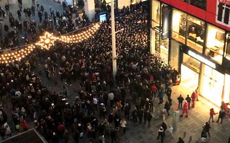 Nike-Opening: Massenpanik bei Konzert