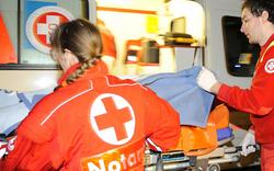 Busfahrer von Fahrgästen schwer verletzt