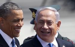 Netanyahu bei Obama-Begrüßung