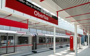 Morgen fährt die erste U1 bis nach Oberlaa