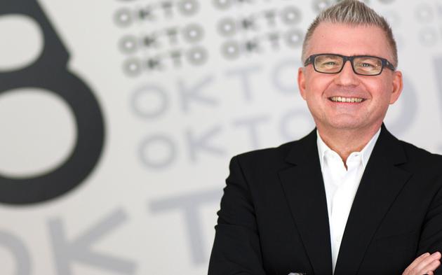 Okto-Chef Christian Jungwirth