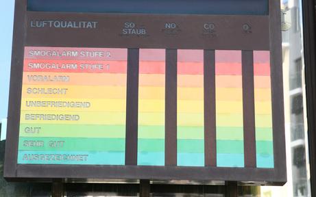 Nächste Panne: Ozon Austritt im Spital Baden