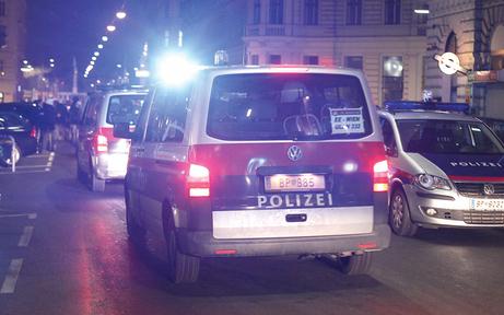 Wien-Simmering: Ex stach Neuen nieder