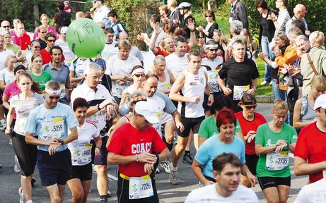 Ansturm auf Lauf-Spektakel »Wachau-Marathon«