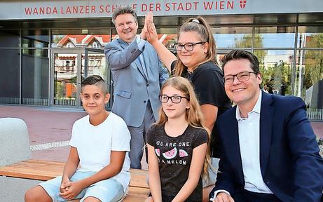 Schulstart: Wien plant Jahr der digitalen Bildung