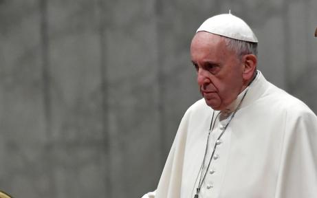 Papst unterstützt Bau von Kloster