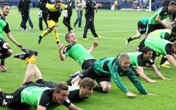 Pasching träumt vom Europacup