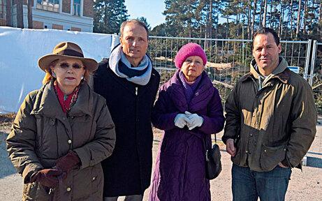 Valentinstag: Baum-Massaker am Steinhof