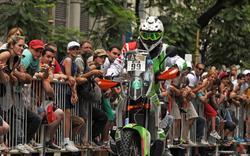 Drama bei Dakar: Motorrad-Pilot Cherpin verstorben