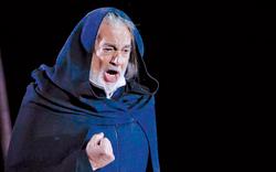 Domingo, der König der Oper