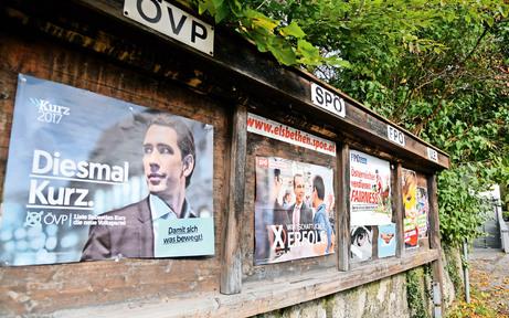 Heiße Politwoche bis zum Wahltag