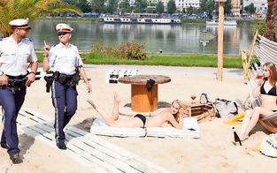 """""""Sexistisch"""": Wirbel um Posting der Polizei"""