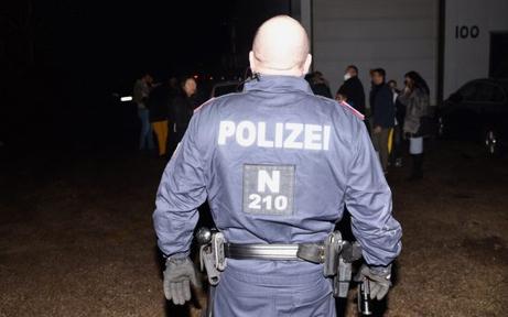 Polizei sprengt illegale Corona-Party in Baden