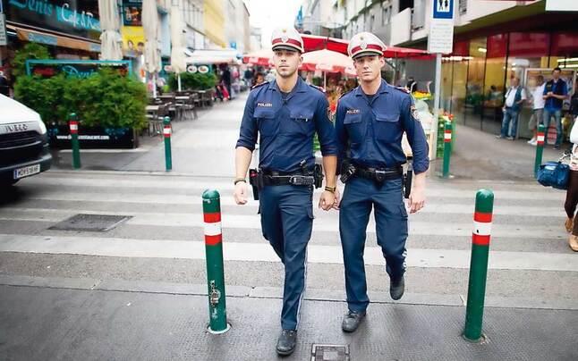 Grätzl-Polizei ab sofort für Bürger da