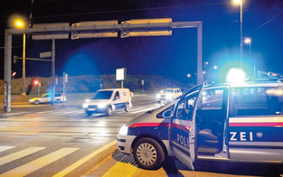 Sprengstoff-Transporter im Burgenland gestoppt