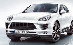 Porsche Macan kommt in drei Versionen