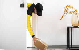 Post will jetzt bis IN die Wohnung liefern