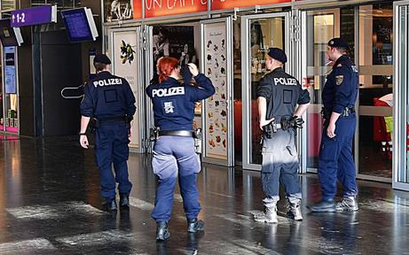 Verdächtiger Koffer in S-Bahn am Praterstern