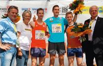 Wachau-Marathon mit Heimsiegen