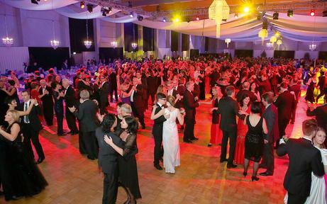 Niederösterreich tanzt in die Ball-Saison