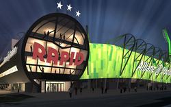Rapid: Endgültig Grünes Licht für Neubau