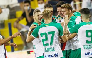 Rapid will Grundstein für Euro League legen