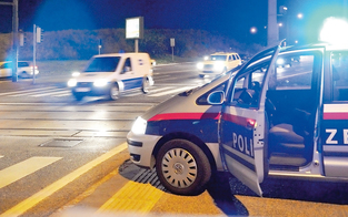 229 km/h: Wilde Verfolgungsjagd in Wien