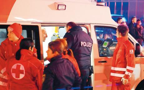 Drei Brutalo-Schläger prügelten Villacherin bewusstlos
