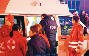 Fahrerflucht: Auto fuhr Fußgänger nieder