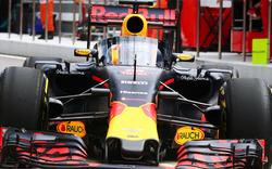 Formel 1: Bullen testen Windschutzscheibe
