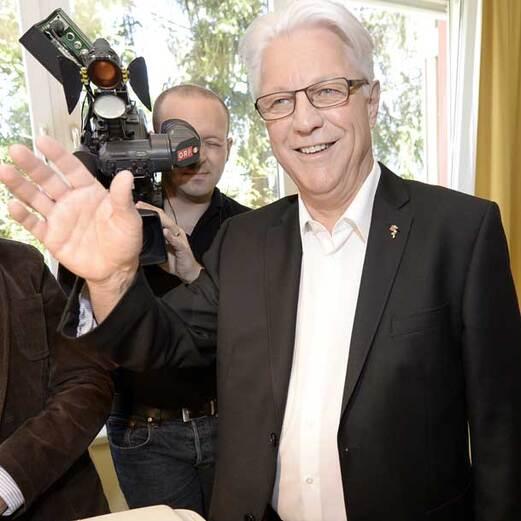 Tirol: Spitzenkandidaten bei der Wahl