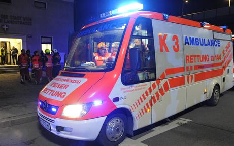 Schwere Unfall-Serie: Ein Toter und 13 Verletzte