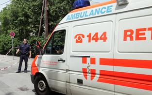 Pkw-Kollision: 25-Jähriger verletzt