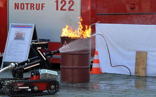 Roboter aus Wien auf Ölbohrinseln-Einsatz