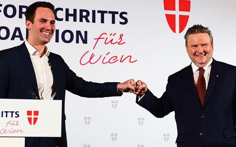 Die Top-Projekte von Rot-Pink: Wie Wien verändert werden soll