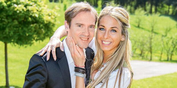 Yvonne rueff feiert verlobung in dubai