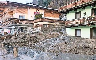 2 Millionen Euro Schaden nach Starkregen