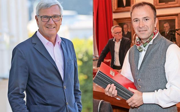 Salzburg Bürgermeister