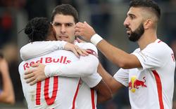 Salzburg will Aufwärtstrend fortsetzen
