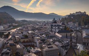 Stadt Salzburg erzielte Nächtigungsrekord