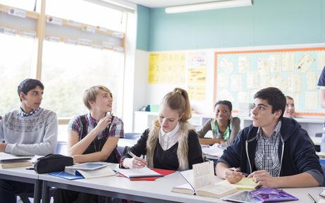 Nach Rauswurf: Schüler dürfen zum Unterricht